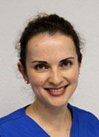 Anna Baiduzhi, Auszubildende